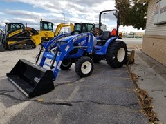 Tractor For Sale 2020 New Holland WORKMASTER 40 , 40 HP