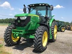 Tractor - Row Crop For Sale 2016 John Deere 6145R , 145 HP