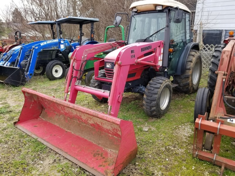2006 Mahindra 4510 C4 LDR Tractor For Sale