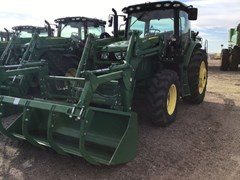 Tractor - Utility For Sale 2018 John Deere 6130R Cab