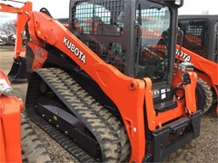 Skid Steer-Track For Sale 2020 Kubota SVL95-2S , 95 HP