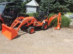 Loader Backhoe For Sale 2020 Kubota BX23S , 23 HP