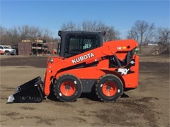 Skid Steer For Sale 2019 Kubota SSV75