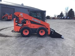 Skid Steer For Sale 2019 Kubota SSV75 , 74 HP