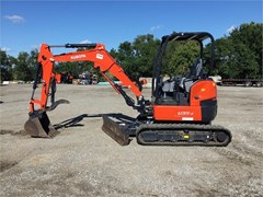 Excavator-Mini For Sale 2019 Kubota U35-4