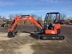 Excavator-Mini For Sale 2019 Kubota U35-4