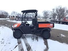 Utility Vehicle For Sale 2020 Kubota RTVX1120WLH