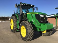 Tractor - Row Crop For Sale 2018 John Deere 6175R
