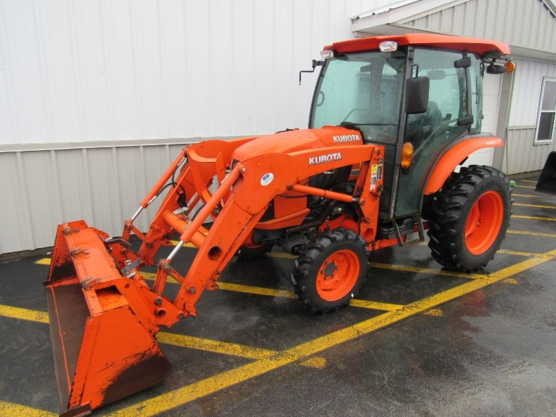 2014 Kubota L3560 Tractor For Sale