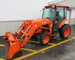 Tractor For Sale: 2014 Kubota L3560, 37 HP