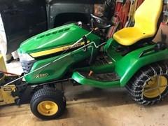 Riding Mower For Sale 2015 John Deere X590