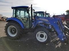 Tractor For Sale 2020 New Holland POWERSTAR 75 , 75 HP