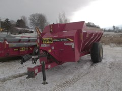 Manure Spreader-Liquid For Sale 2014 H & S TS5115