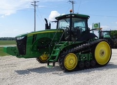 Tractor - Track For Sale 2018 John Deere 8345RT , 345 HP