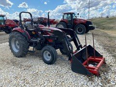 Tractor For Sale 2005 Case IH JX75 , 75 HP