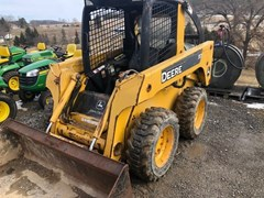 Skid Steer For Sale 2007 John Deere 317