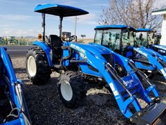 Tractor - Compact Utility For Sale 2020 New Holland BOOMER 45 , 45 HP