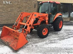 Tractor For Sale 2014 Kubota M7040HDC1 , 70 HP