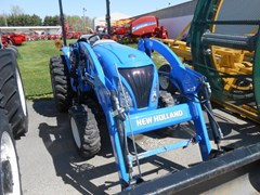 Tractor - Compact Utility For Sale 2017 New Holland NH 37 , 37 HP