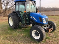 Tractor - Utility For Sale 2005 New Holland TN75SA