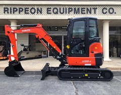 Excavator-Mini For Sale Kubota U35-4R3A , 24 HP