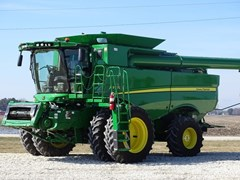 Combine For Sale 2019 John Deere S760