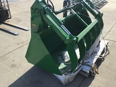 "Front End Loader Attachment For Sale John Deere 73"" Grapple Bucket"