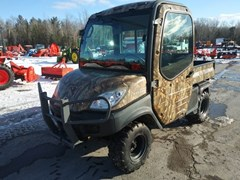 Utility Vehicle For Sale 2009 Kubota RTV1100CR
