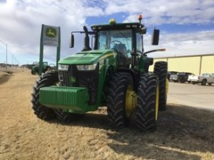 Tractor - Row Crop For Sale 2019 John Deere 8345R , 345 HP