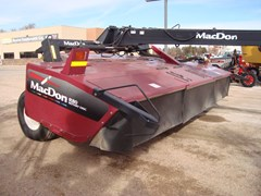 Mower Conditioner For Sale 2009 MacDon R80 Disc Mower Conditioner