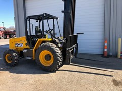 Lift Truck/Fork Lift-Rough Terrain For Sale 2019 JCB 950-4