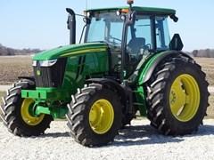 Tractor - Utility For Sale 2017 John Deere 6135E , 135 HP