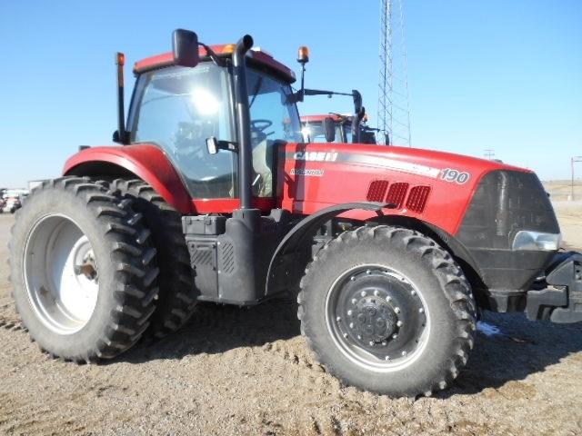 2014 Case IH MAGNUM 190 Tractor For Sale