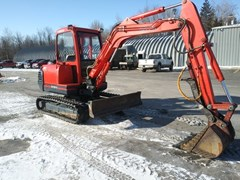 Excavator-Track For Sale 1997 Kubota KX121-2 , 40 HP