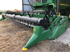 Header-Auger/Flex For Sale 2001 John Deere 925F