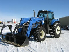 Tractor For Sale 2007 New Holland TG215