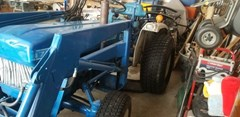 Tractor - Compact Utility For Sale 1984 Ford 1710 , 26 HP