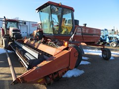 Windrower-Self Propelled For Sale 1989 Case IH 8840