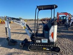 Excavator-Track  Bobcat E20 T4