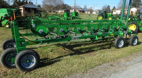 2016 Frontier WR1214C Hay Rake For Sale