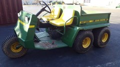 Utility Vehicle For Sale 1991 John Deere AMT626
