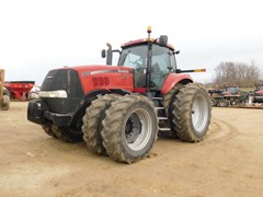 Tractor For Sale 2010 Case IH Magnum 305 , 304 HP