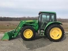 Tractor - Row Crop For Sale 2008 John Deere 6330 , 105 HP