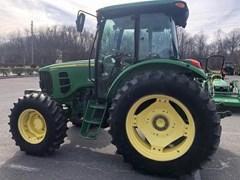 Tractor - Utility For Sale 2009 John Deere 6115D , 115 HP