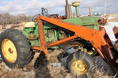 Tractor For Sale John Deere 4010