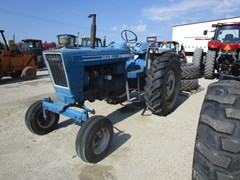Tractor For Sale Ford 6600