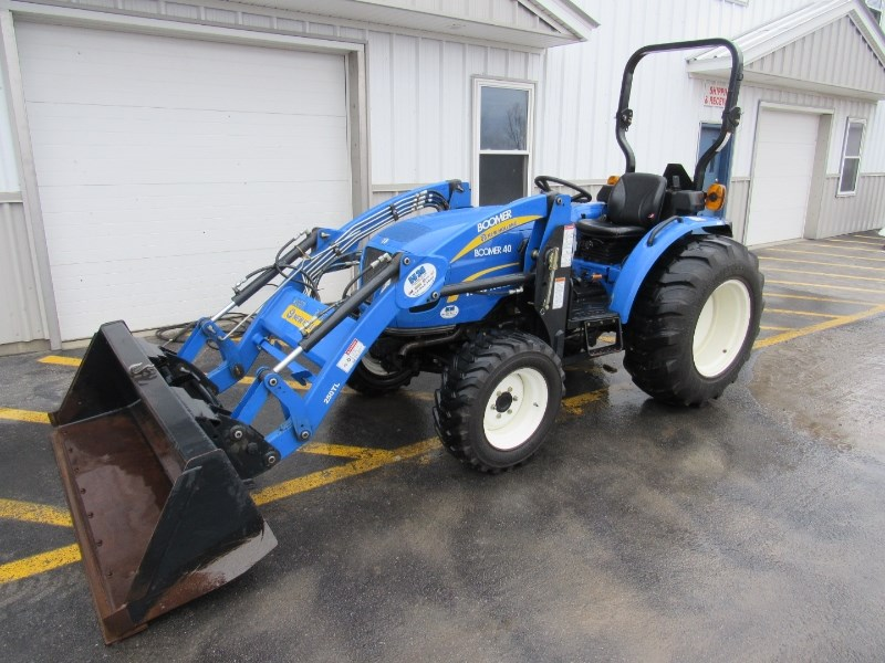 2011 New Holland Boomer 40 Tractor For Sale