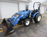 Tractor For Sale: 2011 New Holland Boomer 40, 40 HP