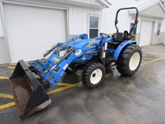 Tractor For Sale:  2011 New Holland Boomer 40 , 40 HP