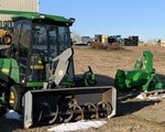 Commercial Front Mowers For Sale: 2005 John Deere 1600